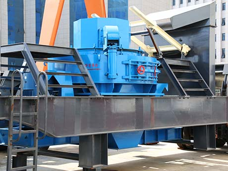 Mobile VSI Crusher