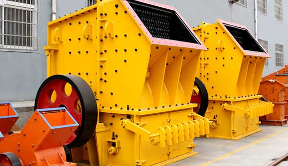 Single Stage Crusher